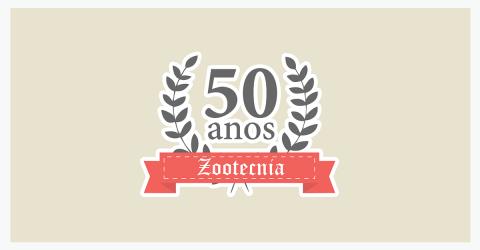 Concurso para logomarca comemorativa de 50 anos da Zootecnia segue até janeiro