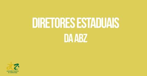 Nomeados os diretores estaduais da ABZ até 2017