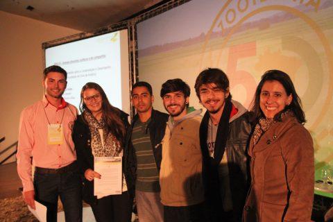 Congressistas são premiados no encerramento do Zootec