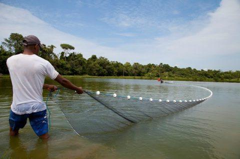 Zootecnista capacita produtores sobre confinamento de peixes em MS