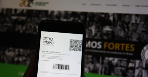 Tickets para congressistas do Zootec 2017 começam a ser emitidos