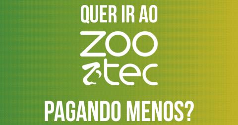 Sócios da ABZ pagam menos na inscrição do Zootec 2017