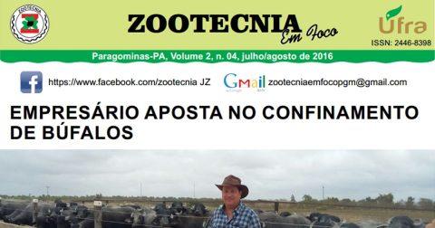 """""""Zootecnia em Foco"""", da UFRA, lança sua quarta edição deste ano"""