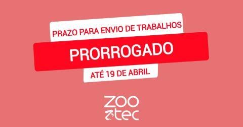 Prorrogado o prazo de envio de trabalhos para o Zootec 2017