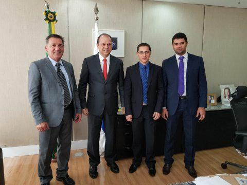 Em Brasília, ABZ realiza reuniões para crescimento da zootecnia