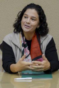 Zootecnista Ana Alix