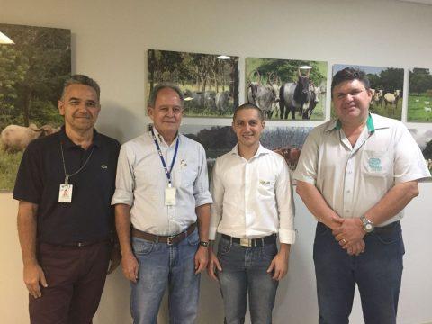 ABZ visita associações de criadores em busca de parcerias institucionais