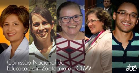 Designados integrantes da Comissão Nacional de Educação em Zootecnia