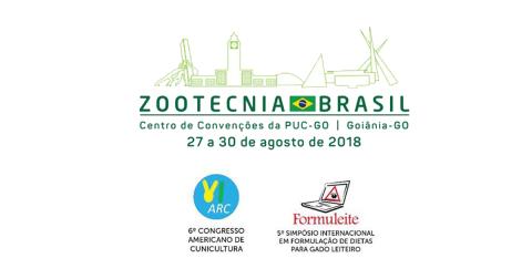 Formuleite e Congresso do Coelho integram o Zootecnia Brasil
