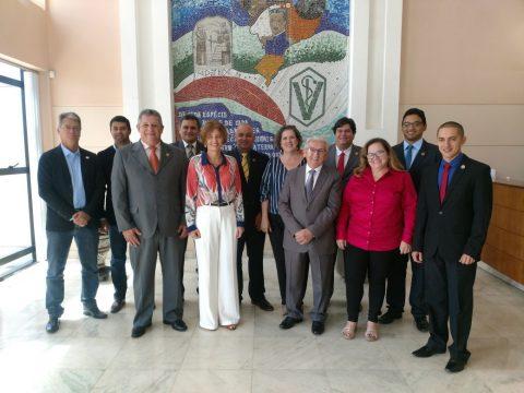 CNEZ e Câmara Técnica de Zootecnia iniciam atividades no CFMV