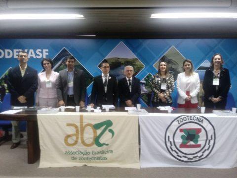 CFMV participa, pela primeira vez, do Fórum de Entidades de Zootecnistas