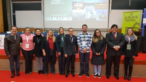 ABZ representa a Zootecnia brasileira em evento da profissão em Portugal