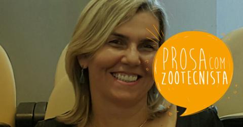 Prosa com Zootecnista: Mércia Virginia Ferreira dos Santos