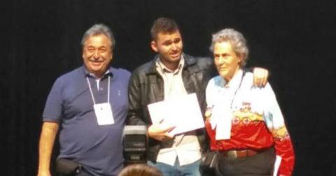 Acadêmico de Zootecnia tem um dos melhores trabalhos do Workshop Temple Grandin