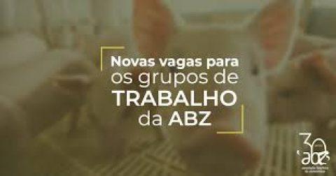 ABZ abre formulário para formação de novos grupos de trabalho