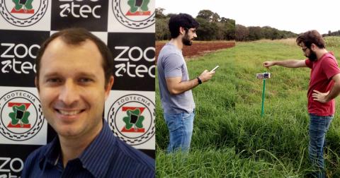 Zootecnista cria equipamento que auxilia no manejo bovino