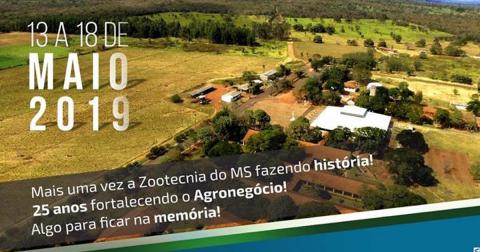 Em maio, Zootecnia da UEMS de Aquidauana comemora 25 anos