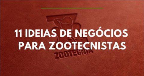 Zootecnista lança e-book com ideias de negócios para zootecnistas