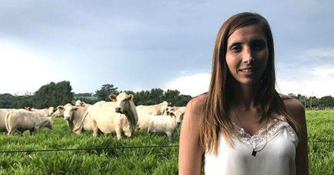 Resíduos agrícolas reduzem consumo de água na pecuária bovina, sugere zootecnista
