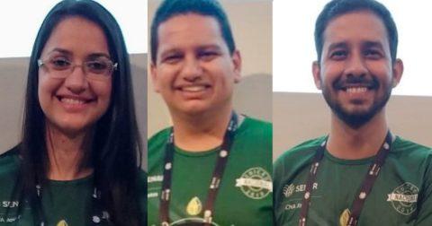 Zootecnistas integram grupo vencedor de competição nacional sobre inovação no campo