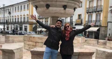 Acadêmicos de Zootecnia ganham bolsas de intercâmbio e ficam semestre em Portugal