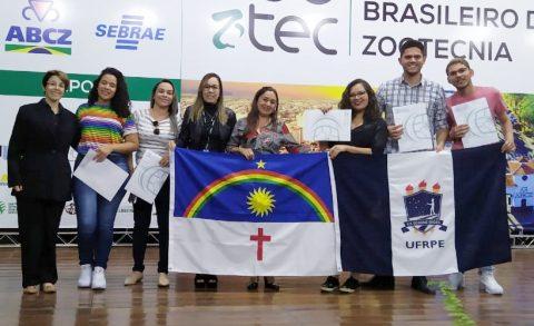 Divulgados os vencedores da 1ª Olimpíada Brasileira de Zootecnia