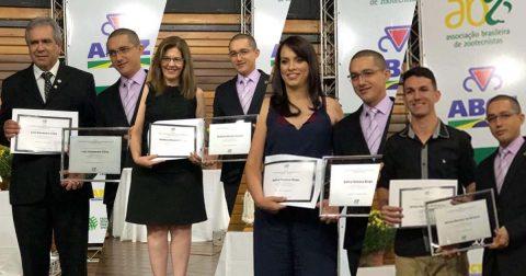 ABZ realiza entrega de prêmios institucionais durante o Zootec 2019